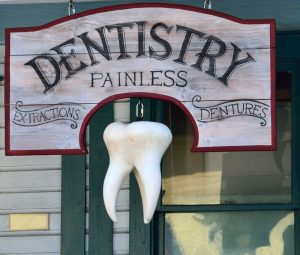 Dentistry Tooth Model